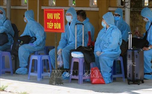 Việt Nam ghi nhận thêm 2 trường hợp dương tính với SARS-CoV-2, đều là các ca nhập cảnh được cách ly ngaytại tỉnh Quảng Ninh và Bà Rịa - Vũng Tàu.