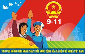 Ngày Pháp luật Việt Nam 9-11