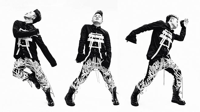 Ca sĩ Tùng Dương và album 'Human': Không 'liều mạng' không phải Tùng Dương