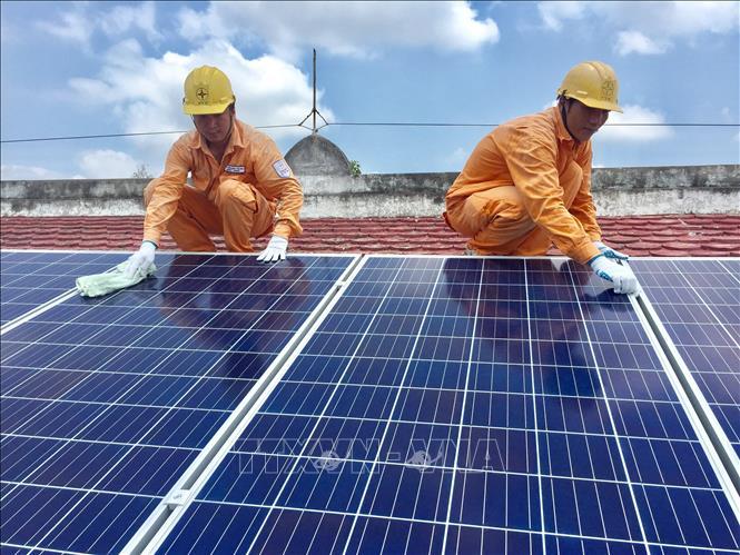 Năng lượng điện phát triển