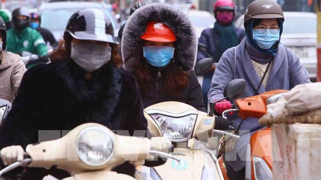 Từ ngày 5/12, Bắc Bộ, Bắc Trung Bộ trời rét, đề phòng thời tiết nguy hiểm tại Tây Nguyên và Nam Bộ