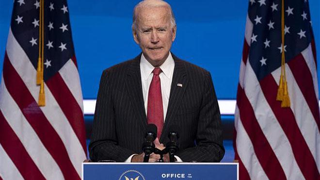 Tổng thống đắc cử Biden tuyên bố sẵn sàng tiêm vaccine phòng COVID-19 trước công chúng