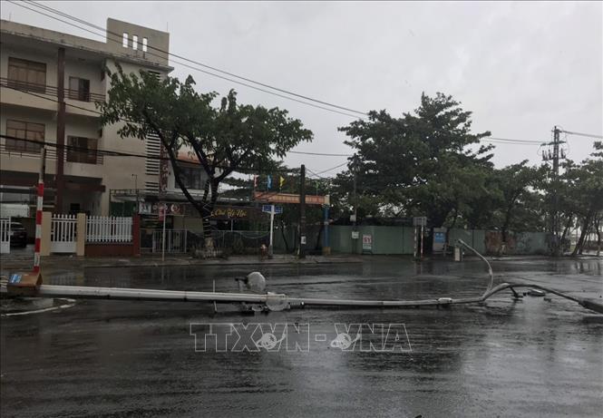 Các tỉnh, thành phố từ Đà Nẵng đến Bình Thuận có mưa rào và dông vài nơi.