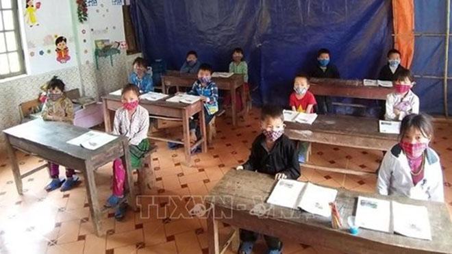 Hà Giang: Sẽ kỷ luật cô giáo đánh học sinh trên lớp