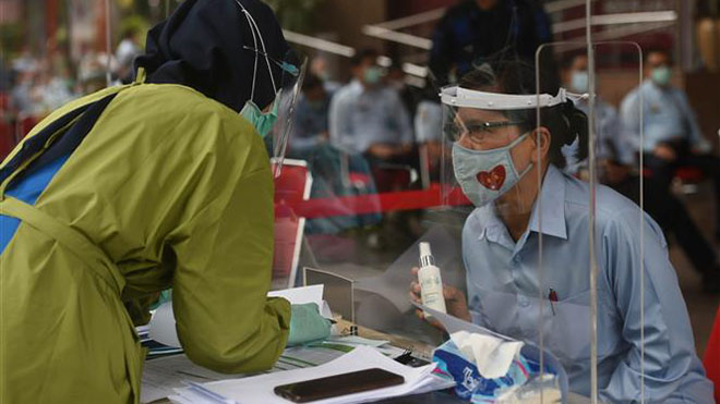 Dịch COVID-19 ngày 9/9: Thế giới có hơn 27,78 triệu ca bệnh và 902.803 ca tử vong