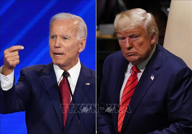 : Hai ứng cử viên D.Trump và J.Biden bám đuổi quyết liệt tại tiểu bang Arkansas