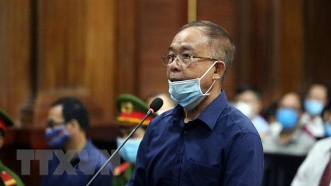 Nguyên Phó Chủ tịch UBND TP HCM Nguyễn Thành Tài bị đề nghị mức án từ 8 đến 9 năm tù