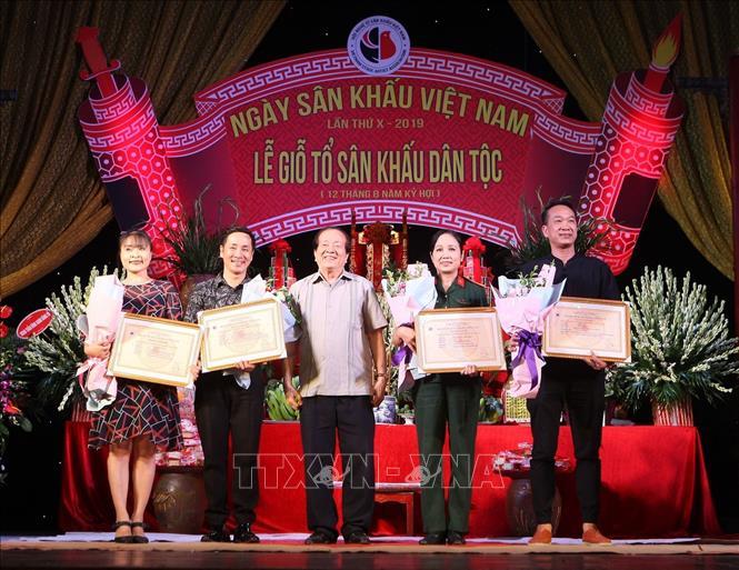 Ngày sân khấu Việt Nam 2019