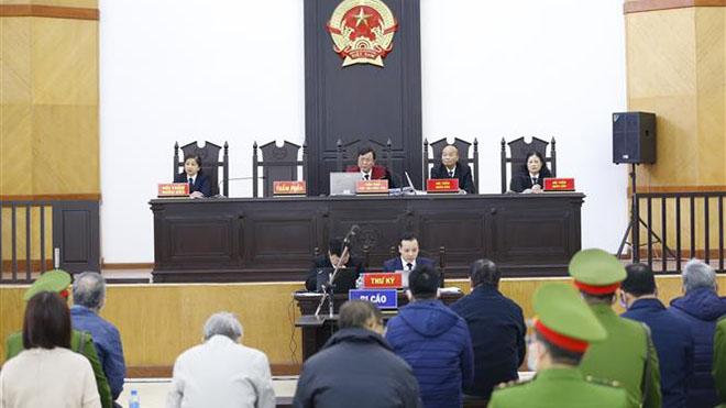 Mở lại phiên tòa xét xử Vũ Huy Hoàng cùng đồng phạm trong vụ án Sabeco