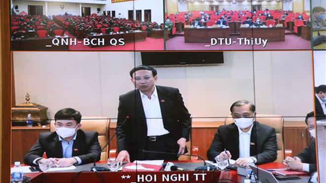 Dịch Covid-19: Quảng Ninh thành lập tổ công tác phản ứng nhanh hỗ trợ phòng, chống dịch tại Đông Triều