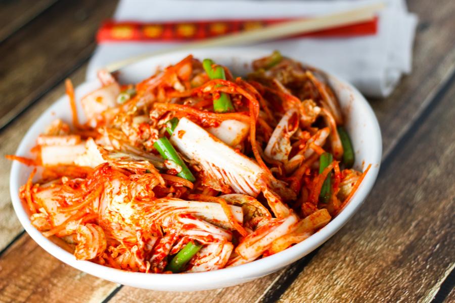 Món kim chi của Hàn Quốc được yêu thích nhất toàn cầu