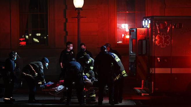 Cảnh sát Mỹ xác nhận 4 người thiệt mạng trong vụ bạo loạn ở tòa nhà Quốc hội