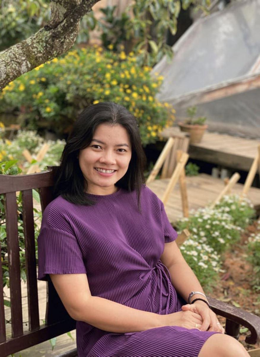 Nhà báo Nguyễn Vân