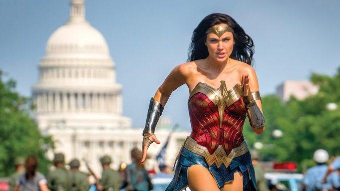 """Bộ phim quán quân của 3 tuần trước """"Wonder Woman 1984"""" đã rớt xuống vị trí thứ hai"""