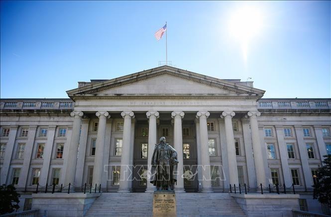 Bộ tài chính Mỹ