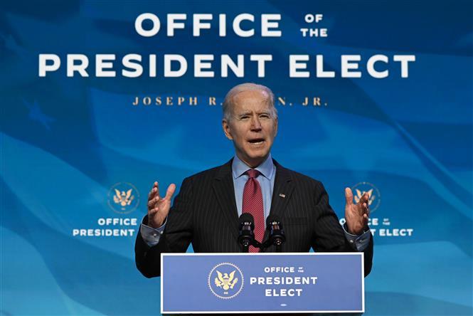 Tổng thống đắc cư J.Biden