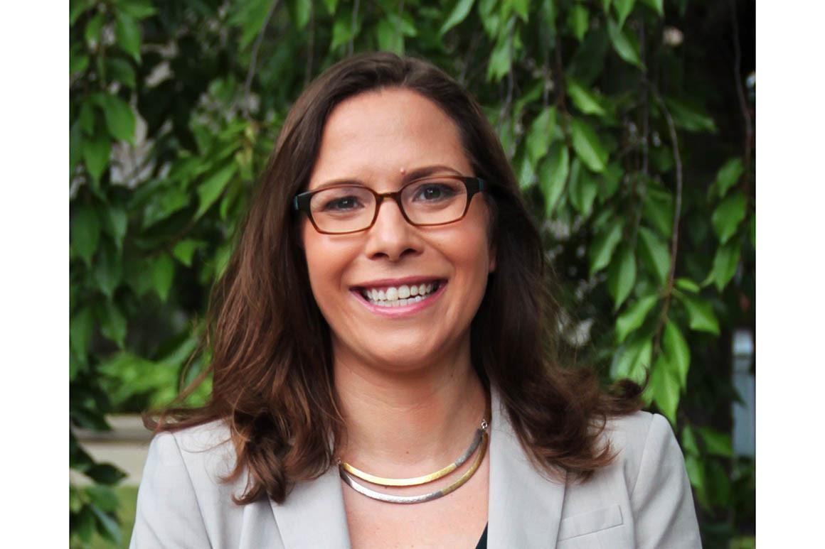 Bà Laura Rosenberger. Ảnh: politico.com
