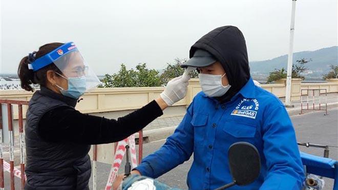 Dịch Covid-19: Phong tỏa tạm thời thêm 11 xã, phường của thị xã Đông Triều, Quảng Ninh