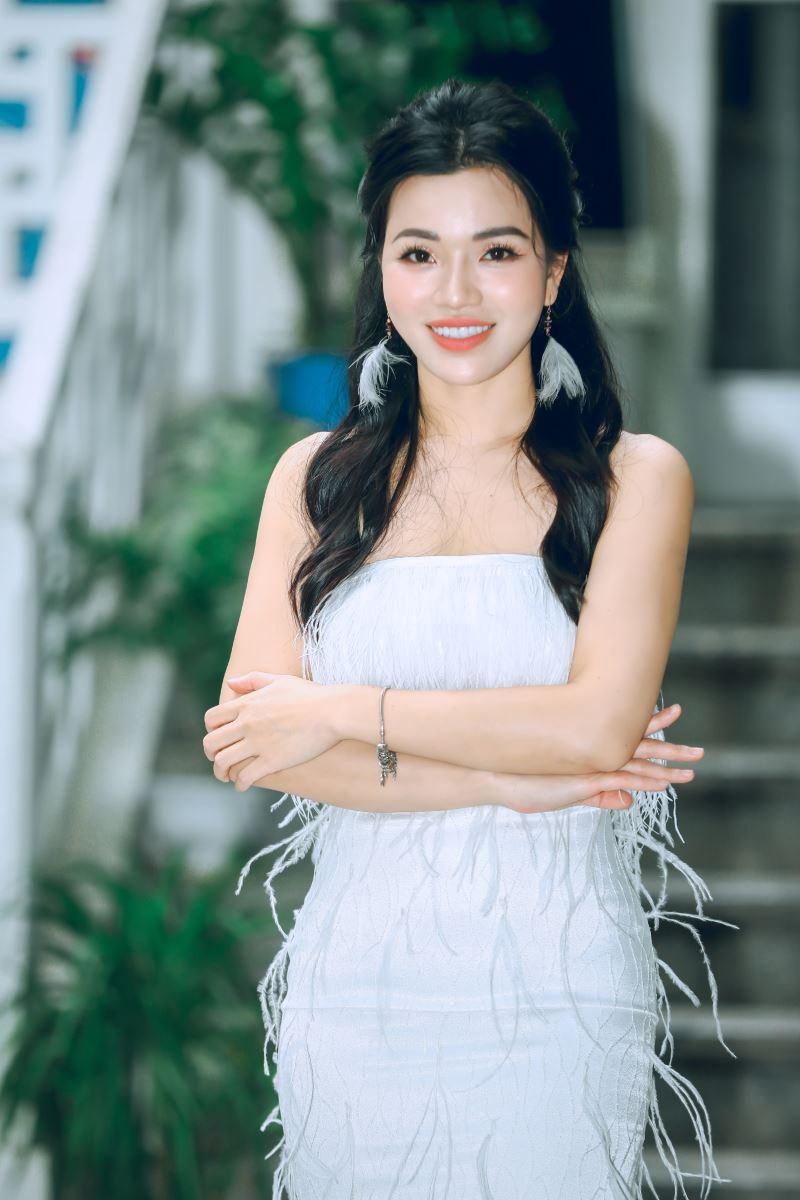 Hiền Nguyễn Soprano tại buổi ra mắt concert