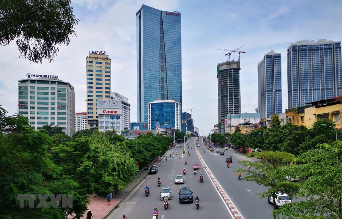Chất lượng không khí ở Hà Nội đã cải thiện