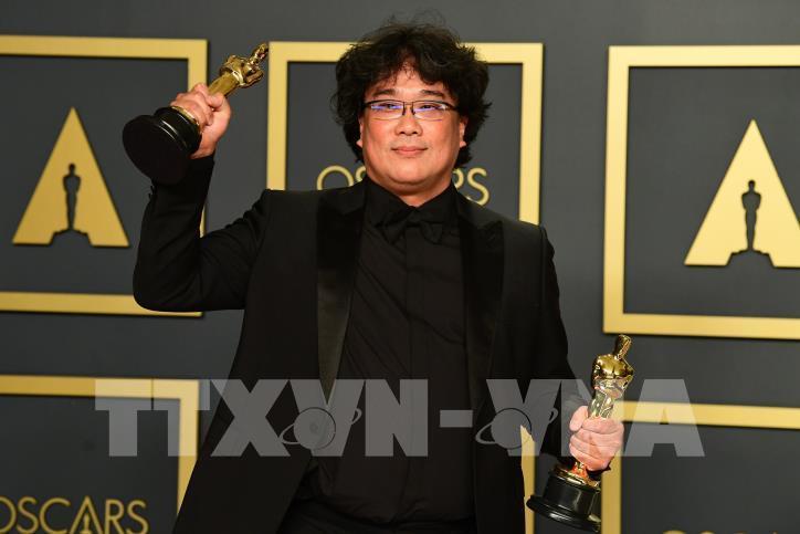 đạo diễn người Hàn Quốc Bong Joon-ho