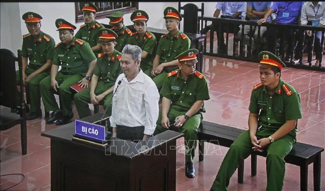 Xét xử vụ án có hành vi chống phá chính quyền tại Hòa Bình