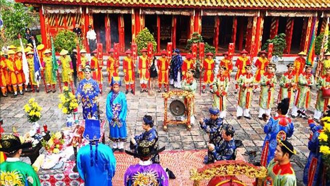 Phục dựng nghi lễ cung đình tại Hoàng thành Thăng Long