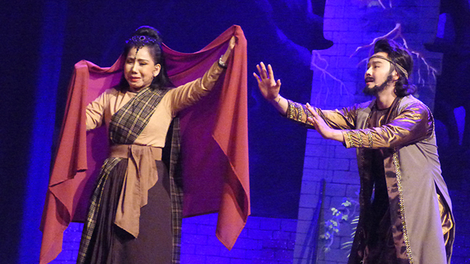 Sân khấu kịch Tết ở TP HCM tạo không khí và cảm hứng mới