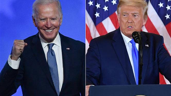Phản ứng của Tổng thống Joe Biden sau khi ông Donald Trump trắng án