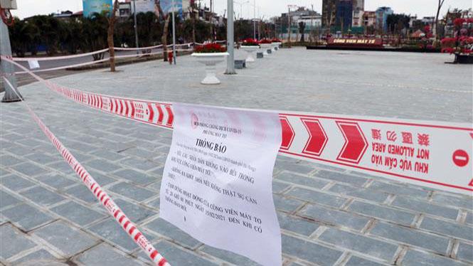 Dịch Covid-19: Hải Phòng truy tìm công dân trốn khỏi khu cách ly tập trung