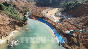 Kiểm định mức độ an toàn công trình nhà máy Thủy điện Rào Trăng 3 từ cuối tháng 2