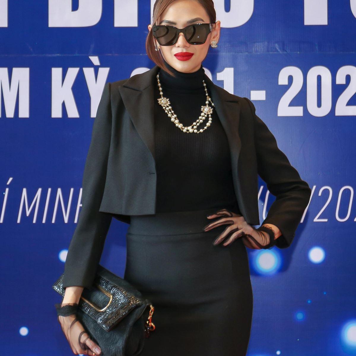 Đại hội đại biểu Hội người mẫu Việt Nam, nhiệm kỳ 3, siêu mẫu, Vũ Thu Phương, Lan Khuê, Minh Tú, Võ Hoàng Yến, người mẫu, nghề người mẫu