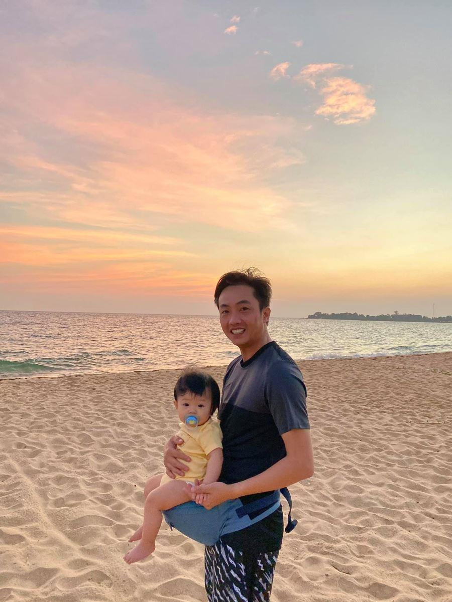 Đây là lần đầu tiên hai cha con Cường Đôla được biết đến Phú Quốc