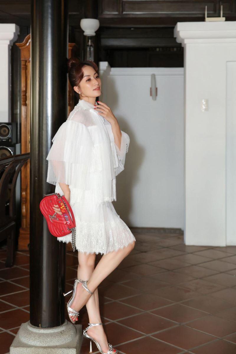 Khánh Thi, đẹp 'không tuổi', sinh nhật thứ 39, nữ hoàng dancersport, kiện tướng dansport Khánh Thi
