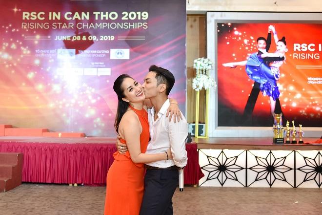 Khánh Thi, Phan Hiển, Khánh Thi Phan Hiển, kiện tướng dancesport, kiện tướng dancesport Khánh Thi