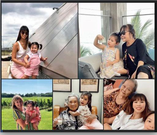 Happy Mother's Day sao Việt nói gì với mẹ, Happy Mother's Day, Happy Mother's Day 2021, Sao Việt nói gì với mẹ, Ngày của mẹ, Ngày của mẹ 2021