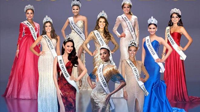 Thí sinh Mexico đăng quang Hoa hậu Hoàn vũ, Đại diện Việt Nam Khánh Vân lọt top 21