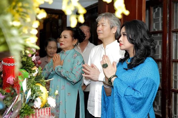 Ca sĩ Thanh Lam ăn hỏi, Thanh Lam ăn hỏi, ca sĩ Thanh Lam giản dị trong lễ ăn hỏi, ca sĩ Thanh Lam