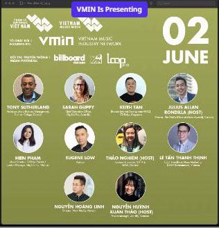 Hội thảo trực tuyến ngành kinh doanh âm nhạc Việt Nam, Hội thảo trực tuyến, ngành kinh doanh âm nhạc, ngành kinh doanh âm nhạc Việt Nam, kinh doanh âm nhạc Việt Nam