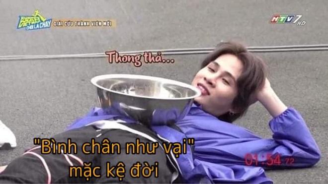 Jack làm fan bất ngờ vì độ 'nhầy' ở hậu trường Running Man Vietnam