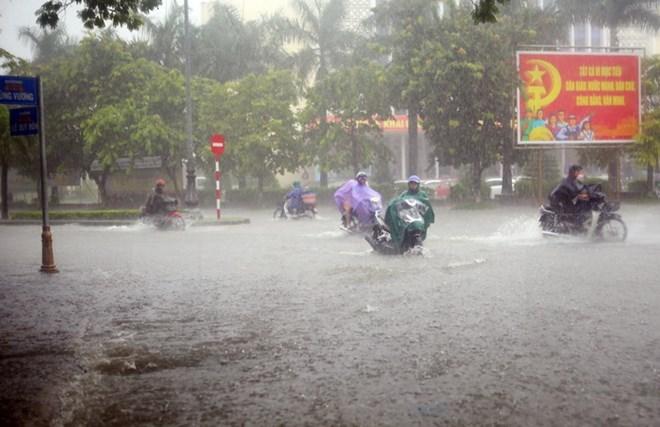 Dự báo thời tiết, Nhiều khu vực có mưa rào và dông. mưa rào và dông từ 1/9,  Trung tâm Dự báo Khí tượng Thủy văn Quốc gia, mưa rào và dông, mưa to đến rất to, thời tiết