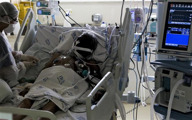 Tình hình dịch bệnh Covid-19, Tình hình dịch bệnh, Dịch bệnh Covid-19, ca nhiễm, dịch bệnh, dịch Covid-19, virus SARS-CoV-2, số ca nhiễm Covid-19 trên toàn thế giới