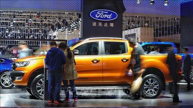 Ford thu hồi xe vì nguy cơ túi khí phát nổ