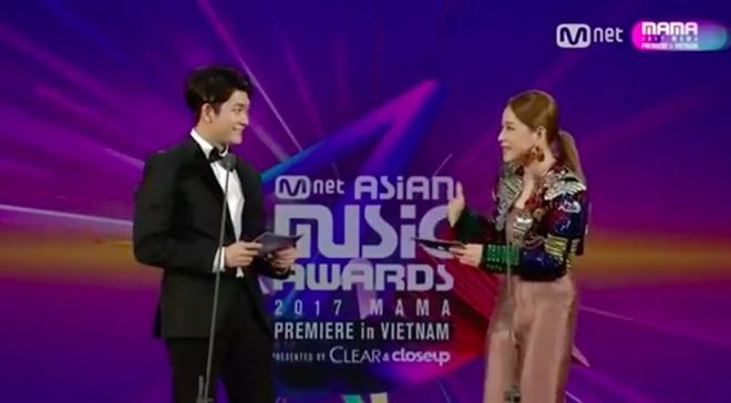 Chi Pu và Kang Tae On