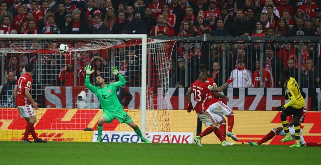Bayern Munich: 17 năm rồi mới không thắng trong 5 trận liên tiếp