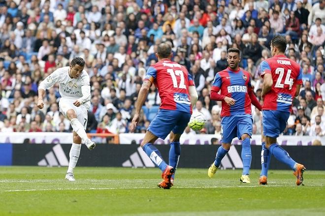 BIG BET: Dự đoán và tỉ lệ trận Real Madrid - Levante (18h00, 9/9)