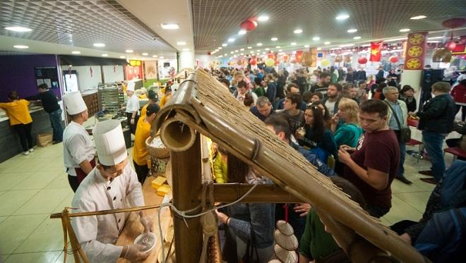 Văn hóa, ẩm thực Việt giữa lòng thủ đô Moskva