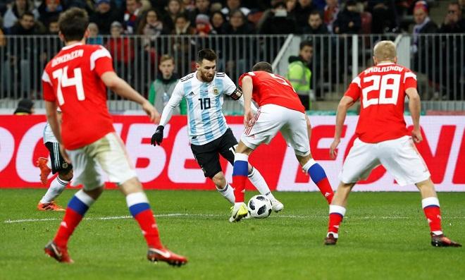 Dự đoán và tỉ lệ trận Argentina - Nigeria (01h00, 27/06)
