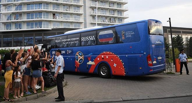Bên lề World Cup: Sochi sau 4 năm tổ chức thế vận hội mùa Đông giờ ra sao?