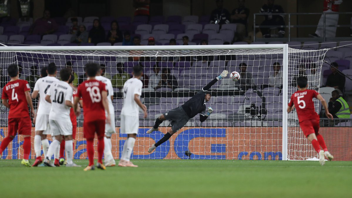 VIDEO Việt Nam 2-0 Yemen: ''Song Hải'' giúp Việt Nam rộng cửa vào vòng 1/8